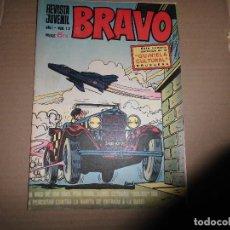 Tebeos: REVISTA BRAVO Nº 12 GALAX. Lote 157970482