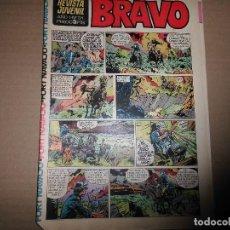 Tebeos: REVISTA BRAVO Nº 31 BRUGUERA. Lote 157972546
