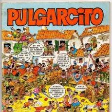 Tebeos: PULGARCITO EXTRA VERANO (BRUGUERA 1971) CON PAT LOGAN Y SHERIFF KING.. Lote 157991686