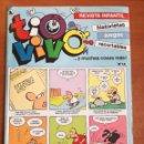 Tebeos: TIO VIVO Nº 14 HISTORIETAS RECORTABLES JUEGOS NUEVO 1986 BRUGUERA. Lote 158045874