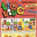 Tebeos: TIO VIVO Nº 21 HISTORIETAS RECORTABLES JUEGOS NUEVO 1986 BRUGUERA. Lote 158084850