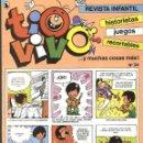 Tebeos: TIO VIVO Nº 24 HISTORIETAS RECORTABLES JUEGOS NUEVO 1986 BRUGUERA. Lote 158085690