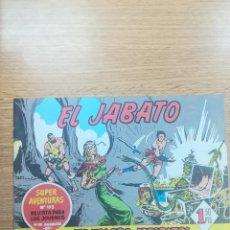 Tebeos: EL JABATO (FACSIMIL) #11. Lote 158103134
