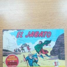 Tebeos: EL JABATO (FACSIMIL) #17. Lote 158103162