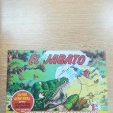 Tebeos: EL JABATO (FACSIMIL) #121. Lote 158103290