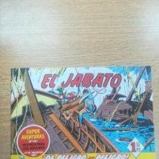 Tebeos: EL JABATO (FACSIMIL) #125. Lote 158103310