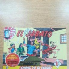 Tebeos: EL JABATO (FACSIMIL) #127. Lote 158103318