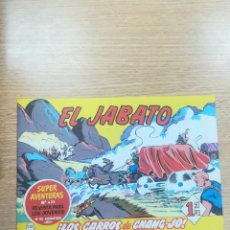 Tebeos: EL JABATO (FACSIMIL) #131. Lote 158103334