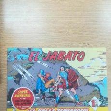 Tebeos: EL JABATO (FACSIMIL) #150. Lote 158103410