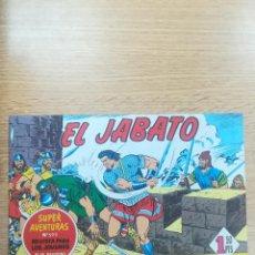 Tebeos: EL JABATO (FACSIMIL) #187. Lote 158103669
