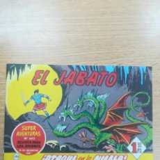 Tebeos: EL JABATO (FACSIMIL) #190. Lote 158103681
