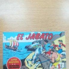 Tebeos: EL JABATO (FACSIMIL) #191. Lote 158103685