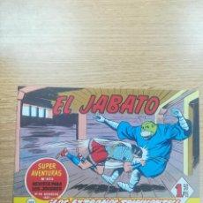 Tebeos: EL JABATO (FACSIMIL) #192. Lote 158103689
