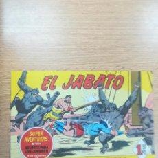 Tebeos: EL JABATO (FACSIMIL) #194. Lote 158103697