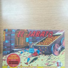Tebeos: EL JABATO (FACSIMIL) #199. Lote 158103717