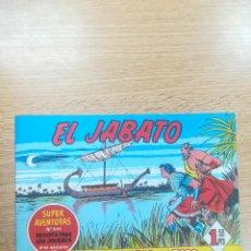 Tebeos: EL JABATO (FACSIMIL) #204. Lote 158103737