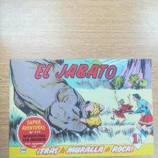 Tebeos: EL JABATO (FACSIMIL) #222. Lote 158103809