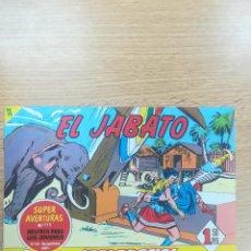Tebeos: EL JABATO (FACSIMIL) #228. Lote 158103833