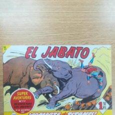 Tebeos: EL JABATO (FACSIMIL) #229. Lote 158103837