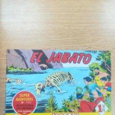 Tebeos: EL JABATO (FACSIMIL) #240. Lote 158103881