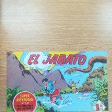 Tebeos: EL JABATO (FACSIMIL) #241. Lote 158103885