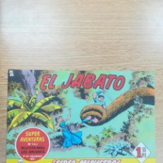 Tebeos: EL JABATO (FACSIMIL) #242. Lote 158103889