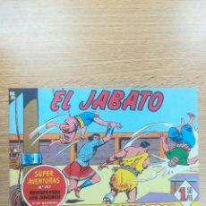 Giornalini: EL JABATO (FACSIMIL) #244. Lote 158103897