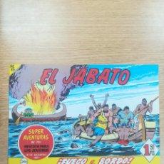 Giornalini: EL JABATO (FACSIMIL) #246. Lote 158103905