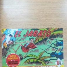 Tebeos: EL JABATO (FACSIMIL) #249. Lote 158103917