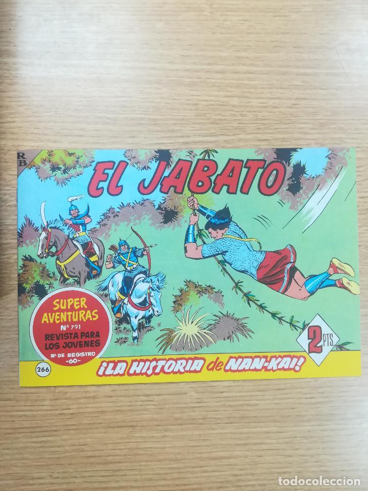 EL JABATO (FACSIMIL) #266 (Tebeos y Comics - Bruguera - Jabato)