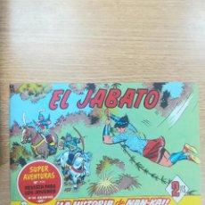 Tebeos: EL JABATO (FACSIMIL) #266. Lote 158103989