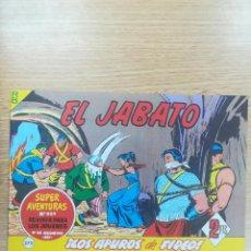 Tebeos: EL JABATO (FACSIMIL) #275. Lote 158104112