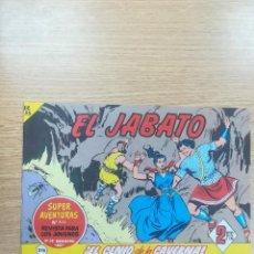 Tebeos: EL JABATO (FACSIMIL) #276. Lote 158104120