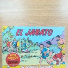 Tebeos: EL JABATO (FACSIMIL) #278. Lote 158104128