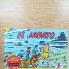 Tebeos: EL JABATO (FACSIMIL) #282. Lote 158104144