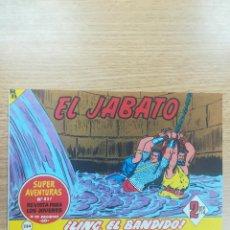 Tebeos: EL JABATO (FACSIMIL) #284. Lote 158104152