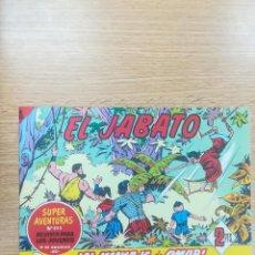 Tebeos: EL JABATO (FACSIMIL) #298. Lote 158104184