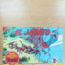 Tebeos: EL JABATO (FACSIMIL) #303. Lote 158104204