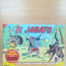 Tebeos: EL JABATO (FACSIMIL) #307. Lote 158104224