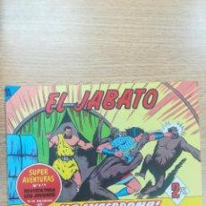 Tebeos: EL JABATO (FACSIMIL) #310. Lote 158104236
