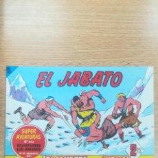 Tebeos: EL JABATO (FACSIMIL) #312. Lote 158104244