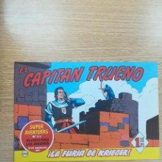 Tebeos: CAPITAN TRUENO (FACSIMIL) #200. Lote 158105418