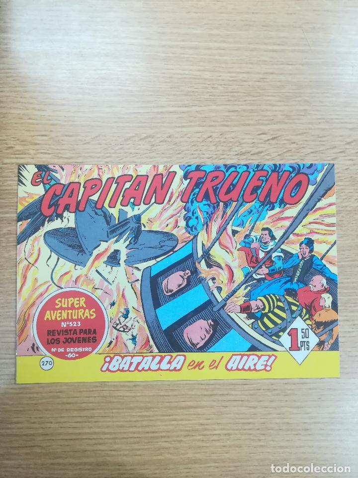 CAPITAN TRUENO (FACSIMIL) #270 (Tebeos y Comics - Bruguera - Capitán Trueno)