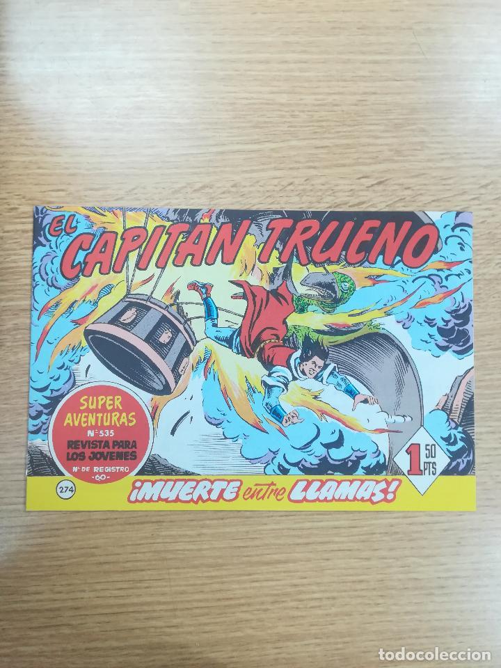 CAPITAN TRUENO (FACSIMIL) #274 (Tebeos y Comics - Bruguera - Capitán Trueno)