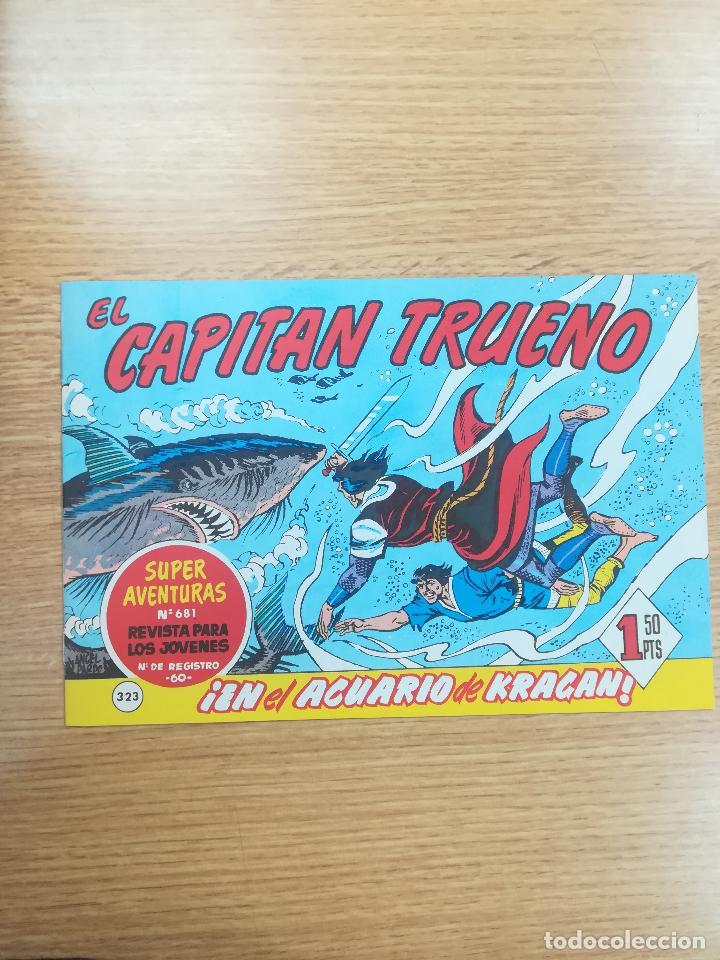 CAPITAN TRUENO (FACSIMIL) #323 (Tebeos y Comics - Bruguera - Capitán Trueno)