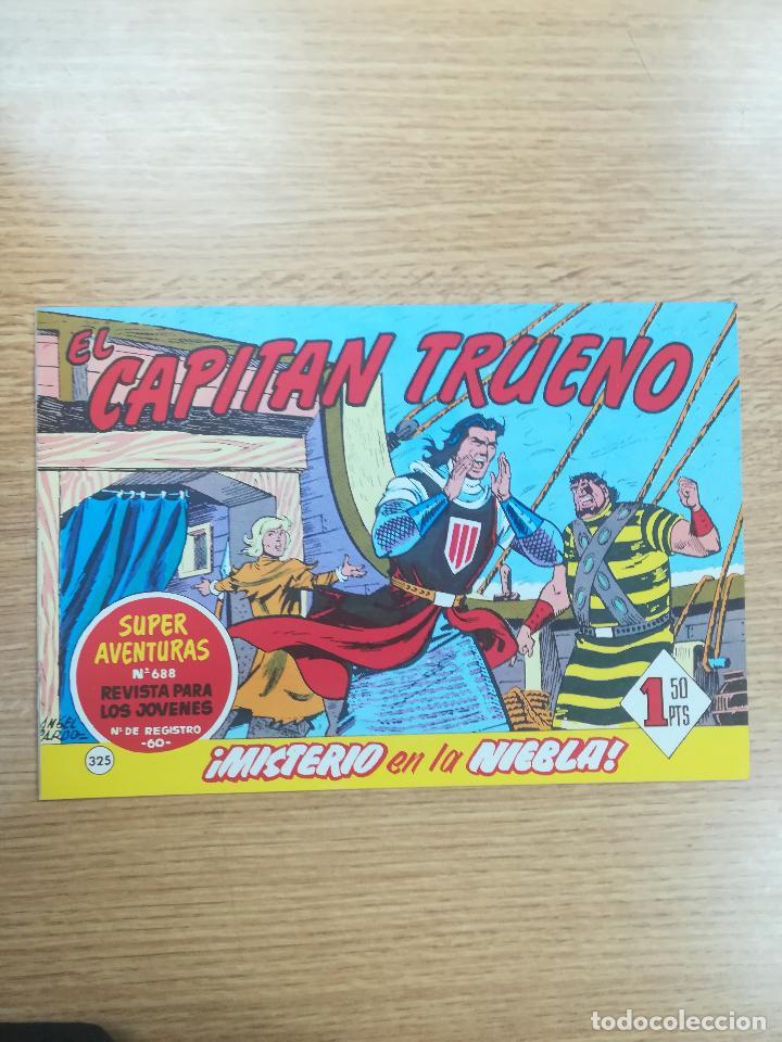 CAPITAN TRUENO (FACSIMIL) #325 (Tebeos y Comics - Bruguera - Capitán Trueno)