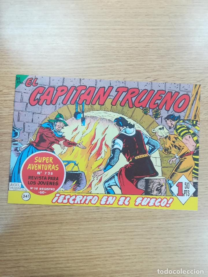 CAPITAN TRUENO (FACSIMIL) #341 (Tebeos y Comics - Bruguera - Capitán Trueno)