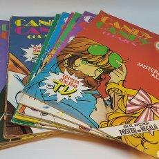 Tebeos: 18 TEBEOS COMICS CANDY CANDY CORAZON BRUGUERA 1° EDICIÓN 1984. Lote 158114517