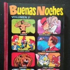 Giornalini: BUENAS NOCHES. VOLUMEN 2. 1ª EDICIÓN. BRUGUERA. Lote 158157734