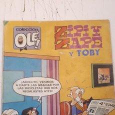 Tebeos: ZIPI Y ZAPE, PRIMERA EDICIÓN. NOV. 1983. Lote 158230926